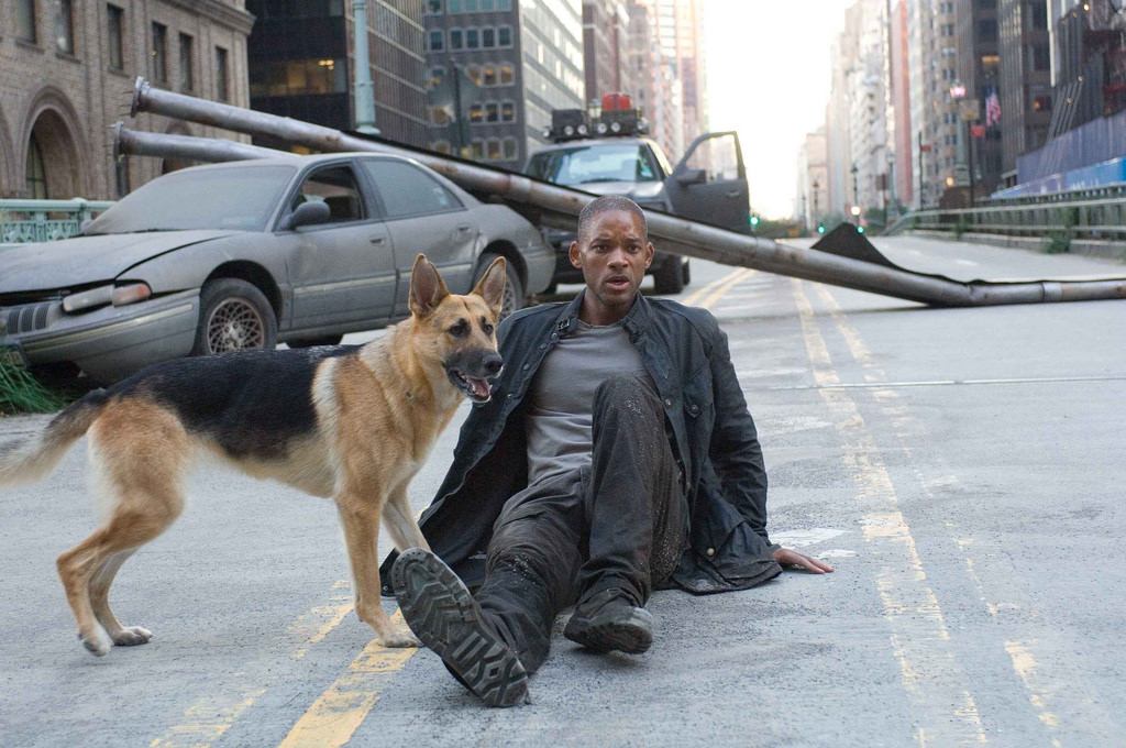 I Am Legend (2007) – Nightmare