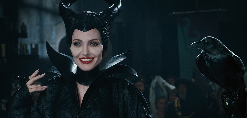 Maleficent (2014) – DVD – Wickedly Evil