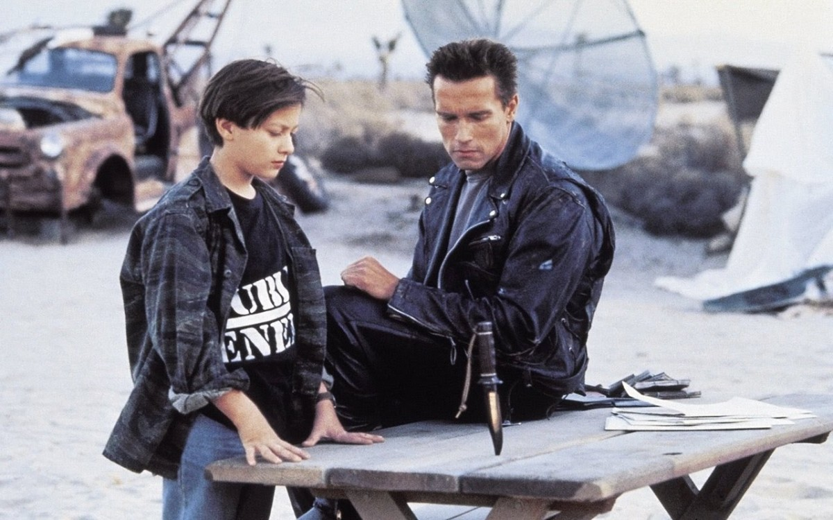 Terminator 2: Judgement Day(1991)